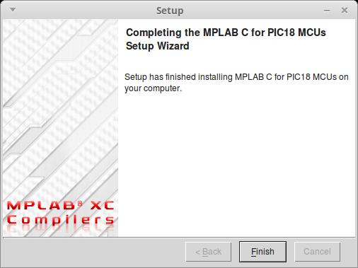 Установка инструментов Microchip (MPLAB X) под Linux | www learn2prog ru